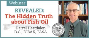 Revealed: The Truth about Fish Oil